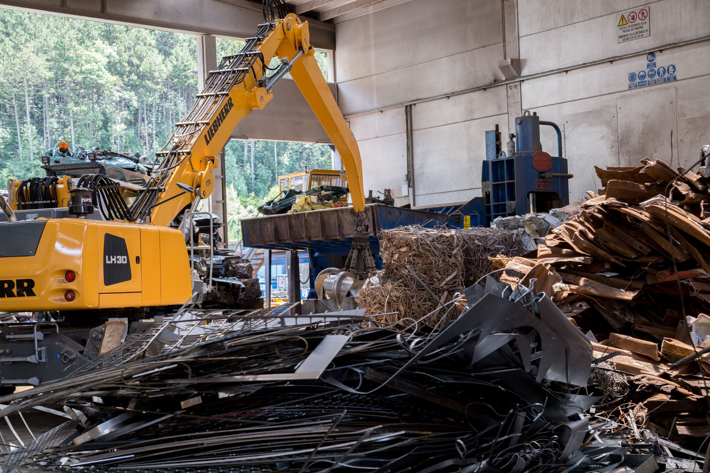 Prezzo Del Ferro Vecchio Oggi rottami ferrosi: recupero, smaltimento ferro e altri metalli